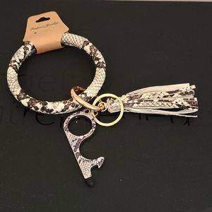 Touchless Smart Keychain Bracelet